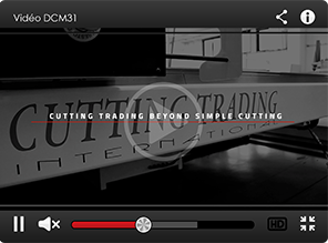 Vidéo machine Cutting Trading Hi-Raptor 2.5